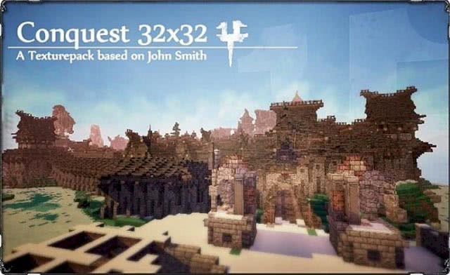 Conquest 32x32 Resource Pack