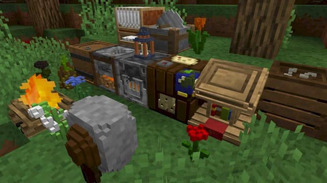 Minecraft Default 3D Resource Pack