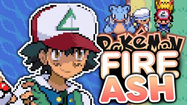 Best Pokémon Fire Ash Fan Game