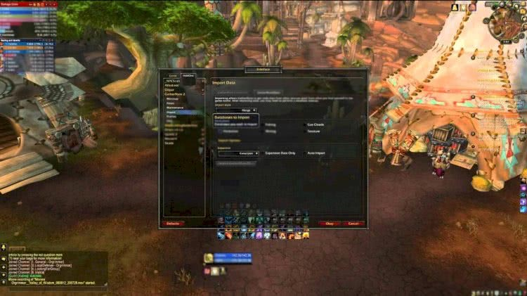top addons for WoW game