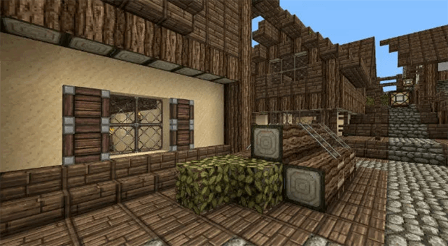 JohnSmith Texture Pack for Minecraft