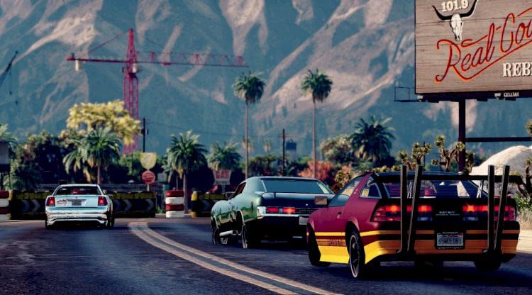 NaturalVision Remastered gta 5 mods