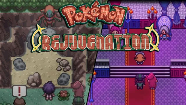 Best Pokémon Rejuvenation Fan Game