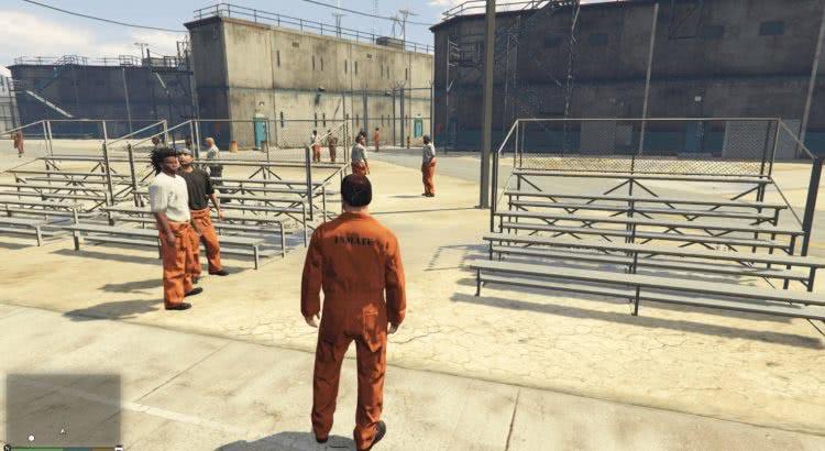 The Prison MOD