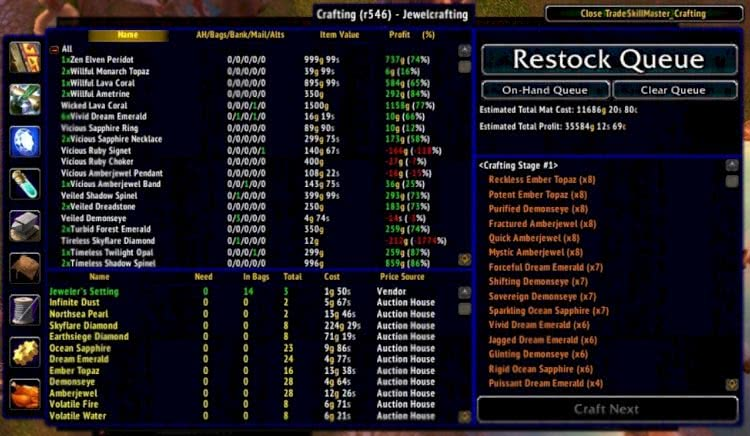 best world of warcraft addons