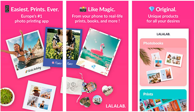 LaLaLab - Photo Printing Memories, Gifts, Decor