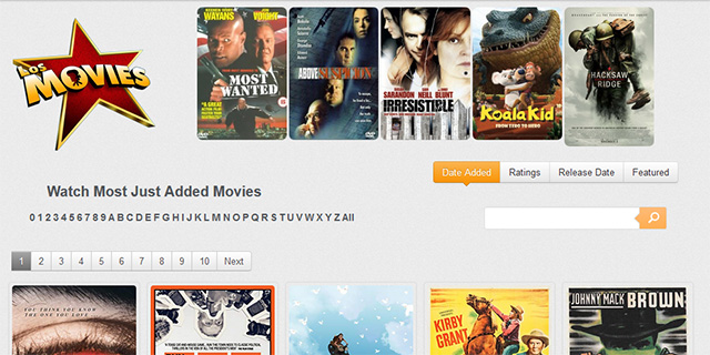 Los Movies - Best Alternative to Putlockers