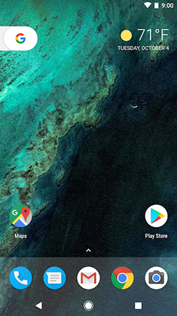 Pixel Android Launcher App