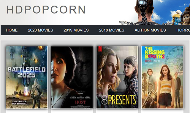 Popcornflix - New Alternative to Putlockers