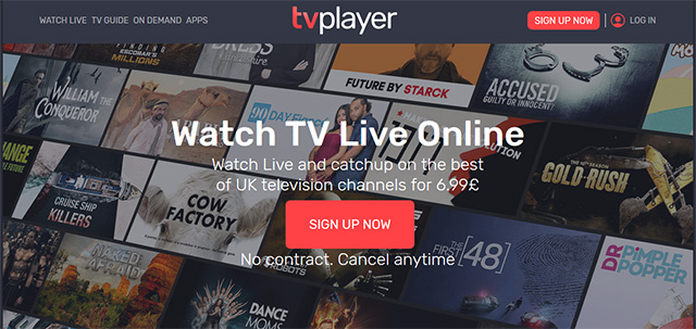 TvPlayer - WatchSeries Alternatives