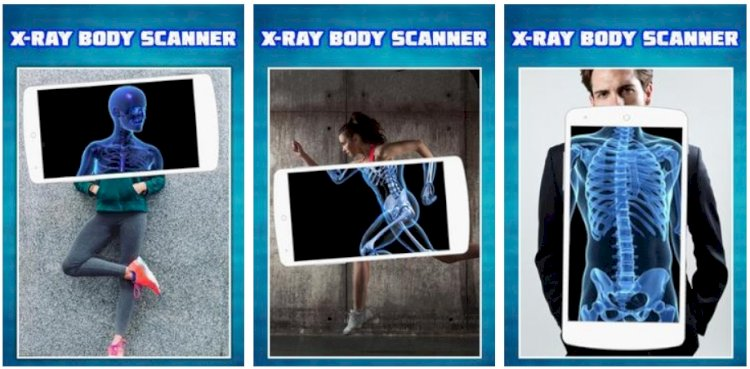 photo xray full body simulator app