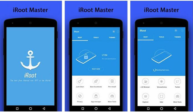 iRoot for Rooting Android Phones Faster