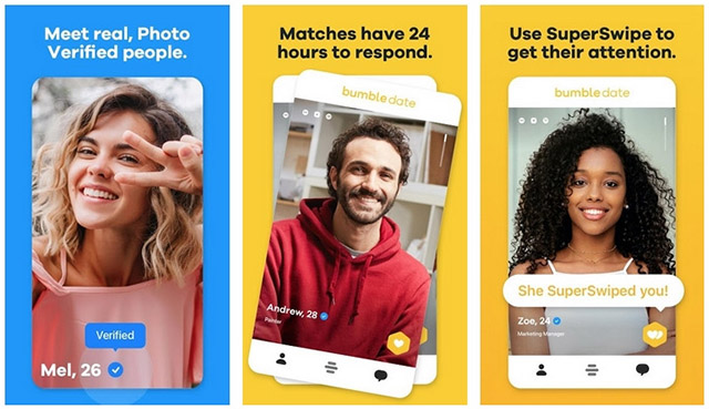 Bumble - best dating apps for women