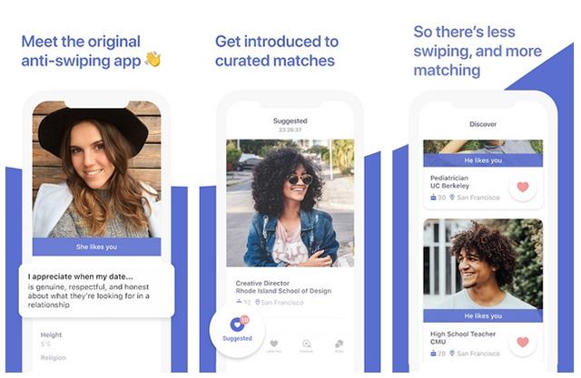 Coffee Meets Bagel - Original Anti-Swiping Dating App