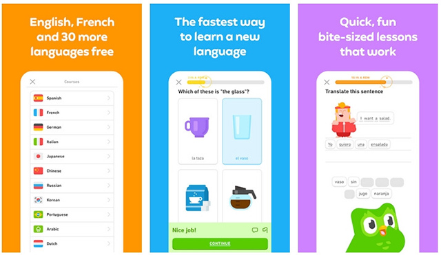 Duolingo - Best App to Learn Spanish Online for Free