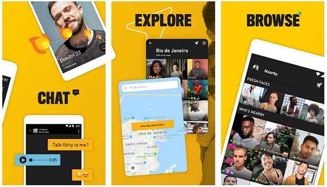 Grindr - best dating app for gay and bi-sexual men