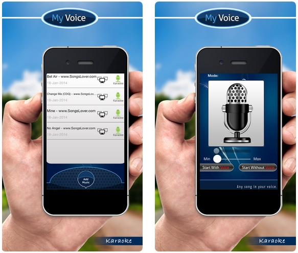 MyVoice Music Singing App