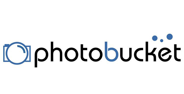 PhotoBucket - Well Known Image Sharing Site