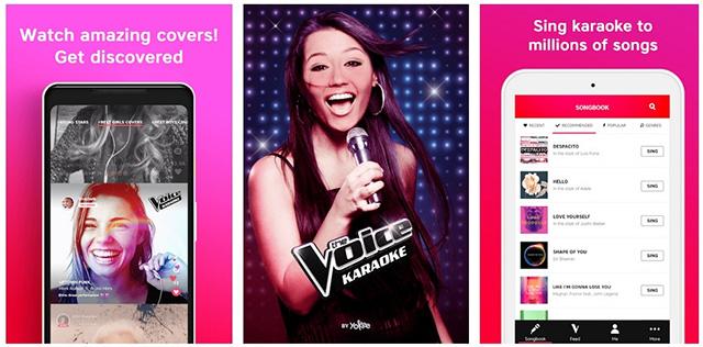 The Voice - Best Karaoke App in 2020