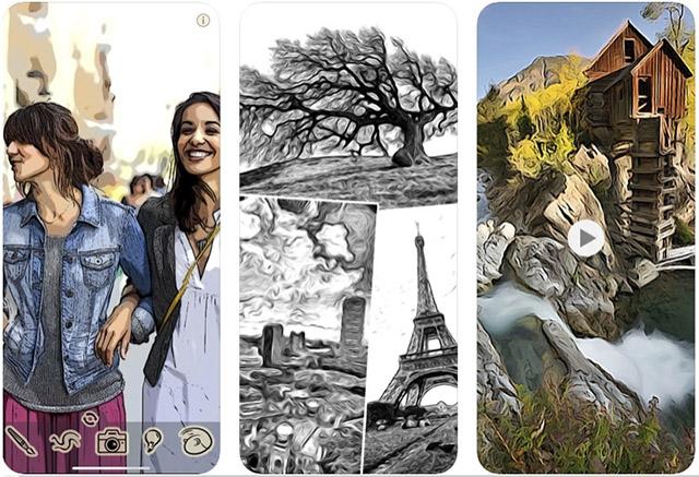 ToonCamera : Cartoon face App