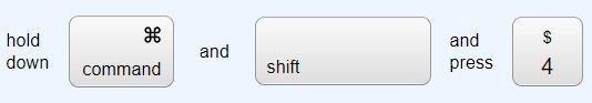 Shortcut 2 to take a MacBook Screenshot