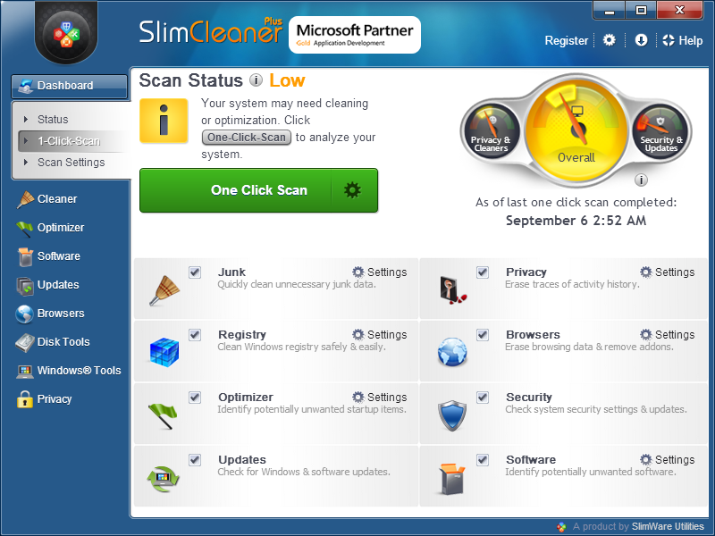 Best Free Pc Optimizer Slim Cleaner Free