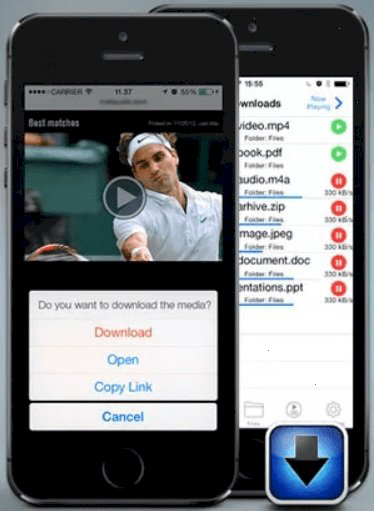 iDownloader for iPad users