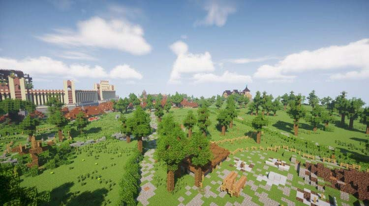 Chocapic13 is one of the most realistic shaders for Minecraft