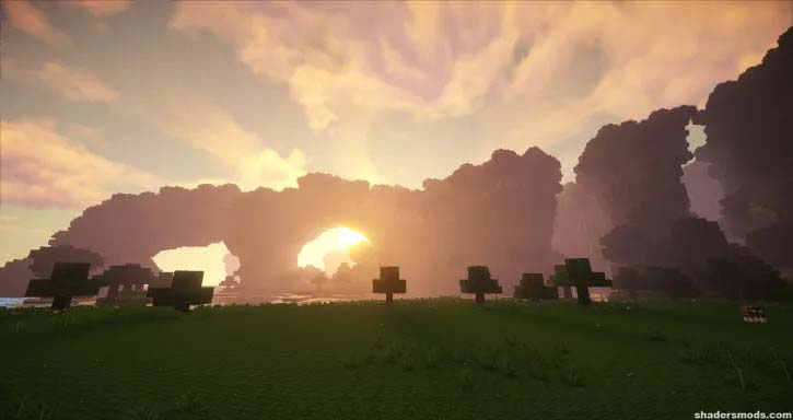 Continuum is the third-best Minecraft shaders on our list
