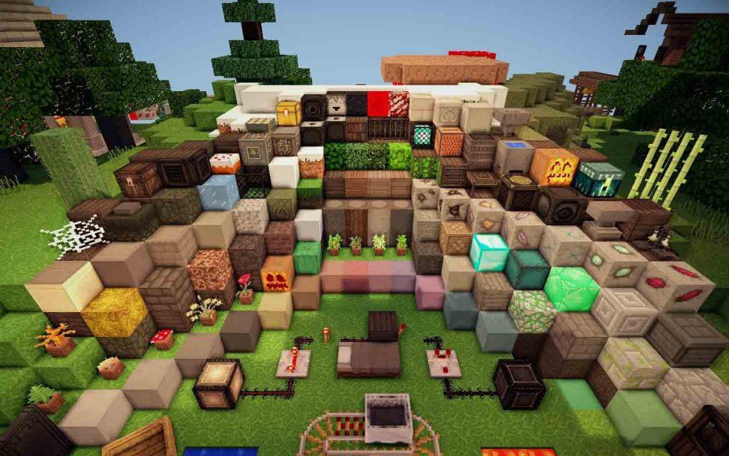 RudoPlays is fun to play Minecraft best shader