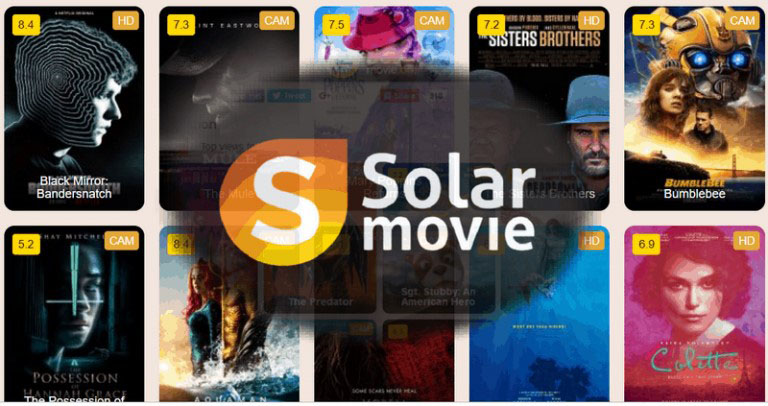 SolarMovie is the Top LetMeWatchThis Alternative Site