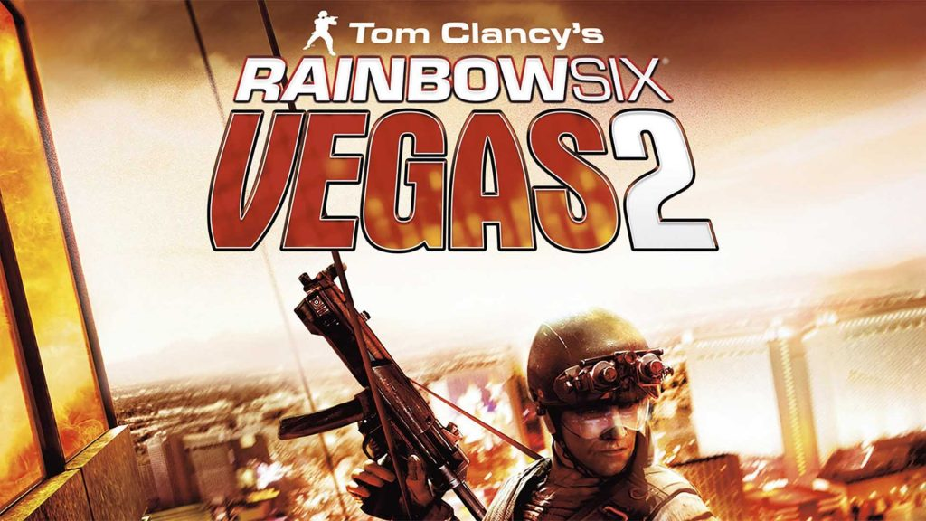 Rainbow Six Vegas 2 is another F95 Zone Games Alternative
