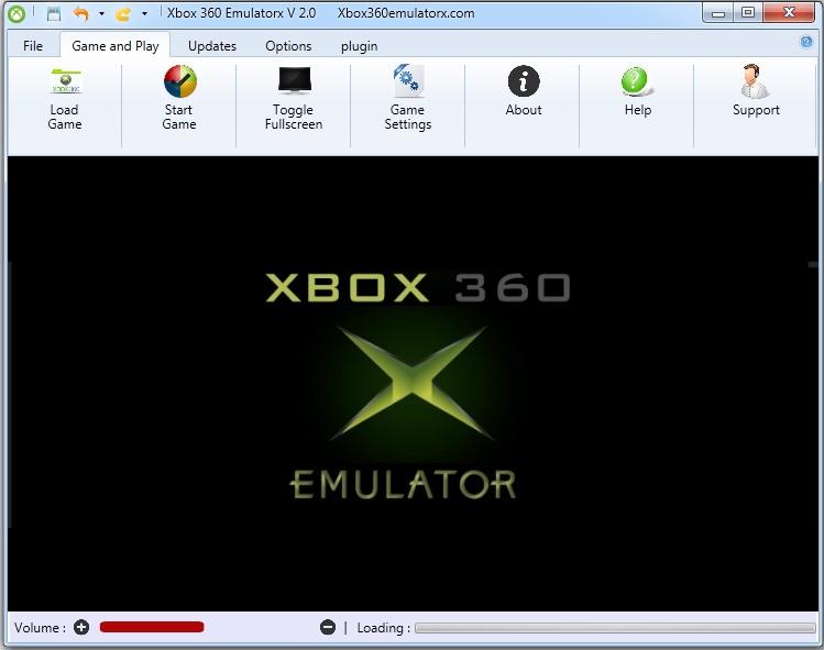 EX360E Emulator