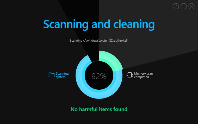 scanning for kernel security check failure in windows