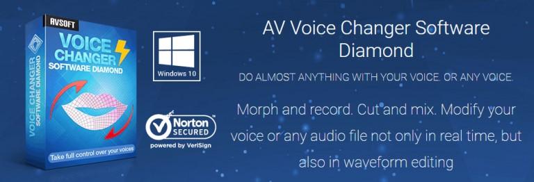 AV voice changer for discord